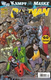 Cover Thumbnail for Batman (Panini Deutschland, 2007 series) #39