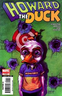 Cover Thumbnail for Howard the Duck (Marvel, 2007 series) #1