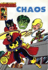 Cover Thumbnail for Les Défenseurs (Arédit-Artima, 1981 series) #2