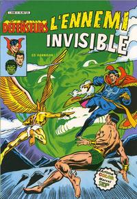Cover Thumbnail for Les Défenseurs (Arédit-Artima, 1981 series) #4
