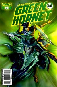 Cover Thumbnail for Green Hornet (Dynamite Entertainment, 2010 series) #1 [[1] Alex Ross regular cover]
