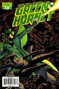 Cover Thumbnail for Green Hornet (Dynamite Entertainment, 2010 series) #1 [5. John Cassaday Regular]