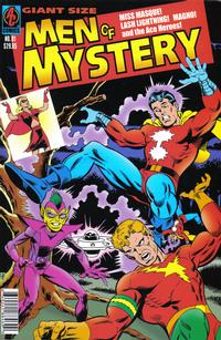 Cover Thumbnail for Men of Mystery Comics (AC, 1999 series) #81