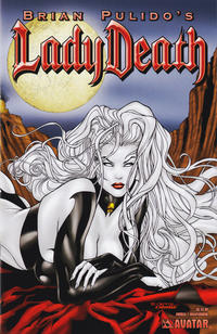 Cover Thumbnail for Brian Pulido's Lady Death: Annual (Avatar Press, 2006 series) #1 [Wraparound]
