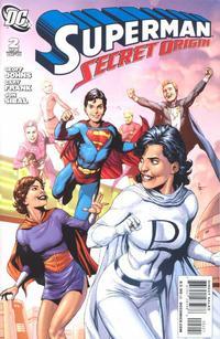 Cover Thumbnail for Superman: Secret Origin (DC, 2009 series) #2 [Gary Frank Legion Girls Cover]