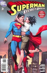 Cover Thumbnail for Superman: Secret Origin (DC, 2009 series) #3 [Gary Frank Lois Lane Cover]