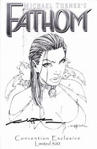 Cover for Fathom (Image, 1998 series) #4 [Newsstand]