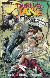 """Cover Thumbnail for Painkiller Jane vs. The Darkness: """"Stripper"""" (Event Comics, 1997 series) #1 [Conner Cover]"""