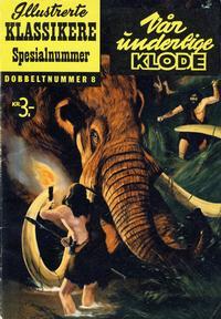 Cover Thumbnail for Illustrerte Klassikere Spesialnummer (Illustrerte Klassikere / Williams Forlag, 1959 series) #8 - Vår underlige klode