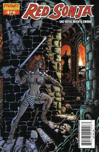 Cover Thumbnail for Red Sonja (Dynamite Entertainment, 2005 series) #12 [George Perez Cover]