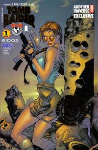 Cover Thumbnail for Tomb Raider: The Series (Image, 1999 series) #1 [Another Universe Gold Foil Variant]