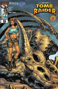 Cover Thumbnail for Tomb Raider: The Series (Image, 1999 series) #5 [Dynamic Forces Variant]