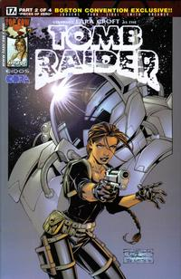 Cover Thumbnail for Tomb Raider: The Series (Image, 1999 series) #17 [Boston Convention Exclusive Variant]
