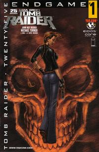 Cover Thumbnail for Tomb Raider: The Series (Image, 1999 series) #25 [Park Cover]