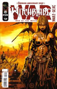 Cover Thumbnail for Witchblade (Image, 1995 series) #125 [Chris Bachalo Cover A]