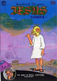 Cover Thumbnail for Jesus Comics (Rip Off Press, 1972 series) #3