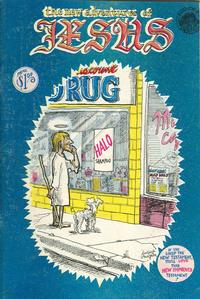 Cover Thumbnail for The New Adventures of Jesus [Jesus Comics] (Rip Off Press, 1969 series) #[1] [Blue]