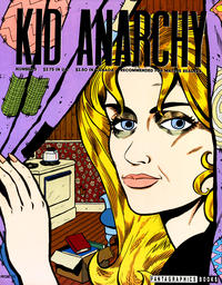 Cover Thumbnail for Kid Anarchy (Fantagraphics, 1991 series) #3