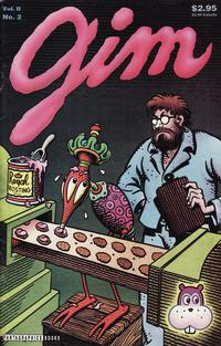 Cover Thumbnail for Jim (Fantagraphics, 1993 series) #2