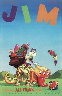 Cover Thumbnail for Jim (Fantagraphics, 1993 series) #4