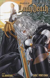 Cover Thumbnail for Brian Pulido's Lady Death: Dark Horizons (Avatar Press, 2006 series)