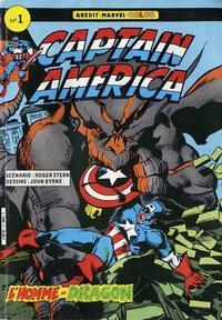 Cover Thumbnail for Captain America (Arédit-Artima, 1984 series) #1