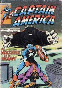 Cover Thumbnail for Captain America (Arédit-Artima, 1984 series) #2