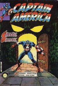 Cover Thumbnail for Captain America (Arédit-Artima, 1984 series) #4
