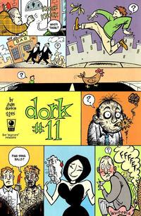 Cover Thumbnail for Dork (Slave Labor, 1993 series) #11