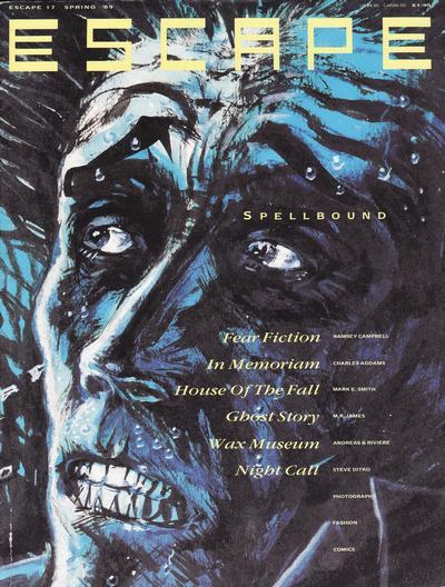 Cover for Escape (Titan, 1986 series) #17