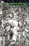 Cover for Blackest Night (DC, 2009 series) #2 [Ivan Reis Sketch Cover]