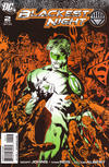 Cover for Blackest Night (DC, 2009 series) #2 [Third Printing]