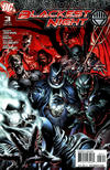 Cover for Blackest Night (DC, 2009 series) #3 [Second Printing]