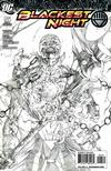 Cover for Blackest Night (DC, 2009 series) #5 [Ivan Reis Sketch Cover]