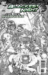 Cover for Blackest Night (DC, 2009 series) #6 [Ivan Reis Sketch Cover]