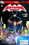 Cover Thumbnail for Batman and Robin (2009 series) #2 [4th Printing - Black Background]