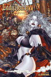 Cover for Brian Pulido's Lady Death: Pirate Queen (Avatar Press, 2007 series)  [Wrap]