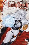 Cover Thumbnail for Brian Pulido's Lady Death: Sacrilege (2006 series) #0 [Wrap]