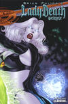 Cover for Brian Pulido's Lady Death: Sacrilege (Avatar Press, 2006 series) #2 [Wrap]