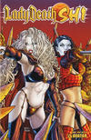 Cover Thumbnail for Lady Death / Shi (2007 series) #1 [Wrap]