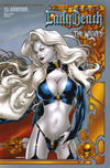 Cover Thumbnail for Lady Death: The Wicked (2005 series) #1 [Wrap]