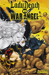 Cover Thumbnail for Brian Pulido's Lady Death vs War Angel (2006 series) #1 [Wrap]