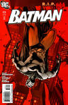 Cover for Batman (DC, 1940 series) #676 [2nd Printing]