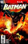 Cover for Batman (DC, 1940 series) #678 [Tony S. Daniel Cover]