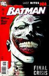 Cover for Batman (DC, 1940 series) #682 [Tony Daniel Cover]