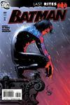 Cover for Batman (DC, 1940 series) #684 [Tony S. Daniel / Sandu Florea Cover]
