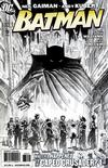 Cover for Batman (DC, 1940 series) #686 [Andy Kubert Sketch Cover]