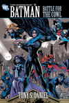 Cover for Batman: Battle for the Cowl (DC, 2009 series)