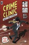 Cover for The Crime Clinic (Slave Labor, 1995 series) #1