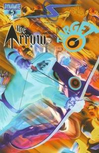 Cover for Project Superpowers (Dynamite Entertainment, 2008 series) #5 [Alex Ross Regular Cover]